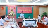 La Commission centrale de contrôle du Parti annonce les conclusions
