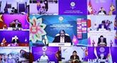 Le Vietnam à la 11e conférence des ministres des Affaires étrangères de l'EAS