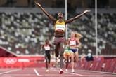 Athlétisme : l'Ougandaise Peruth Chemutai remporte le 3.000m steeple