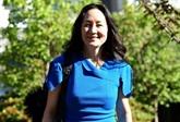 Extradition : la responsable de Huawei de retour devant la justice canadienne