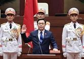 Félicitations de Cuba au président de l'Assemblée nationale vietnamienne