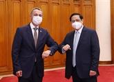 Renforcer les relations Vietnam - Suisse