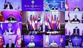 Remise du statut de partenaire de dialogue de l'ASEAN au Royaume-Uni