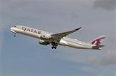 Qatar Airways annonce devoir maintenir au sol 13 Airbus A350