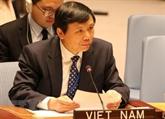 Le Vietnam affirme sa position sur la condamnation de l'utilisation des armes chimiques