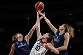 JO-2020 : les basketteuses américaines battent les Serbes et vont en finale