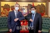 Vietnam et Suisse encouragent la coopération dans la technologie