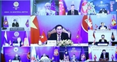 Réunion des ministres des Affaires étrangères ASEAN - UE