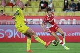 Football : Monaco accroché par Nantes pour une ouverture festive de la Ligue 1