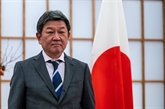 Le Japon s'oppose aux tentatives unilatérales de changer le statu quo par la force