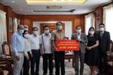COVID-19 : le gouvernement vietnamien continue d'assister les Viêt kiêu au Laos