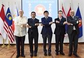 Le 54e anniversaire de la fondation de l'ASEAN célébré au Mexique et en Malaisie