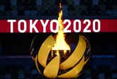 JO-2020 : dernière flamme pour les Jeux de Tokyo