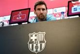 Football : Messi sort du silence