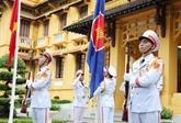 L'ASEAN s'unit pour relever les défis et avancer à pas fermes