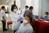 Le Vietnam enregistre 4.860 guérisons et 9.690 nouveaux cas