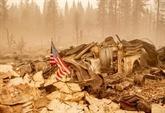 L'incendie Dixie Fire devient le 2e plus grand feu de l'histoire de la Californie
