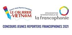 CONCOURS : Lancement de la 6e édition du concours Jeunes Reporters Francophones