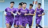 Coupe du monde : l'équipe vietnamienne se prépare à de nouveaux objectifs