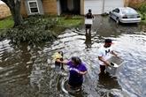 Ouragan Ida :