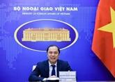 Le Vietnam et le Laos tiennent leur 6e consultation politique