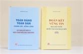 Deux livres riches en théorie et en pratique du secrétaire général du Parti Nguyên Phu Trong