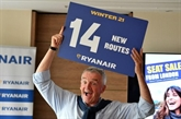 Ryanair a renoué avec les bénéfices en juillet et août mais prévoit un
