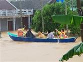 La Belgique soutient Quang Nam dans la prévention et la gestion des catastrophes naturelles