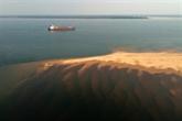 Le fleuve Parana, veine économique sud-américaine, connaît son pire étiage depuis plus de 50 ans
