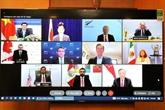 Le Vietnam participe à la réunion ministérielle du CPTPP