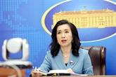 Le Vietnam défend sa souveraineté maritime selon l'UNCLOS