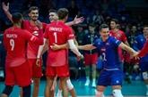 Euro de volley : premier tour maîtrisé pour les Français, conclu par un dernier succès