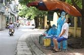 COVID-19 : le Vietnam enregistre 13.321 nouveaux cas