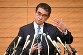 Japon : le très populaire Taro Kono entre dans la course pour diriger le parti au pouvoir