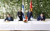 VNPT et Nokia signent un accord de coopération dans les télécommunications