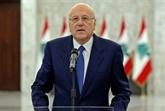 Liban : un nouveau gouvernement après 13 mois de chute libre