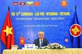 CLMV : promouvoir le commerce et l'investissement post-pandémique