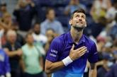 US Open : Djokovic trop fort pour Zverev s'approche du