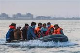 France : sauvetage de 126 migrants qui tentaient de rejoindre l'Angleterre