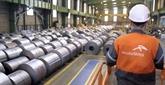 Les États-Unis proposent un système tarifaire à l'UE pour résoudre leur différend sur l'acier