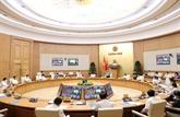 Réunion du Comité de pilotage national sur la prévention et la lutte anti-COVID-19