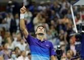 US Open : Djokovic aux portes du plus grand exploit de l'ère Open