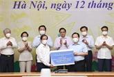 Le PM préside le lancement du programme