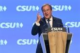 Allemagne : l'héritier de Merkel lâche ses coups, sans conjurer la défaite annoncée