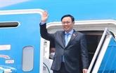 Le voyage en Europe du président de l'AN : diplomatie parlementaire et vaccinale impressionnante