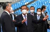 La Chine offre un stade national de 150 millions d'USD au Cambodge
