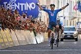 Cyclisme : Colbrelli champion d'Europe, et de quatre pour l'Italie!