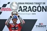 MotoGP : victoire de Bagnaia, Quartararo, 8e, garde la tête du championnat
