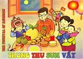 Fête de la mi-automne : une exposition en ligne organisée par la Cité impériale de Thang Long