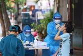 COVID-19 : Hanoï confirme 15 nouveaux cas dans le bilan actualisé à midi